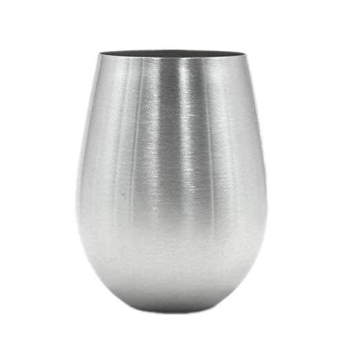 Coffee Saucer Bond (Thicken Stainless Steel Juice Water Cup Beer Coffee Tea Mug for Home Outdoor Camping Trave,02)