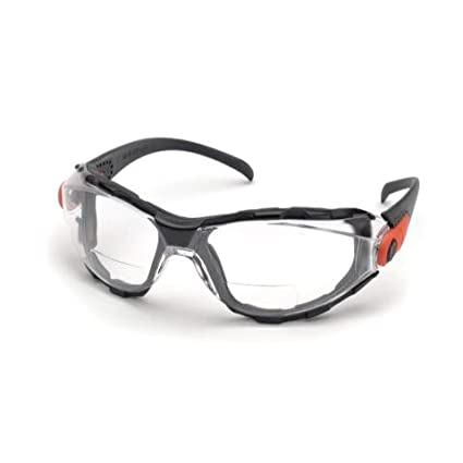 ea885964b30 Buy Elvex Go-Spec Bifocal safety glasses with clear anti fog lens +1.5  Diopter Online at Low Prices in India - Amazon.in