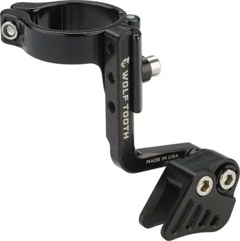Wolf Tooth Components Gnarwolf Chainguide Seat Tube Clamp, 34.9mm