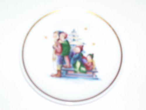 Bertha Hummell Museum Miniature Plate Collection