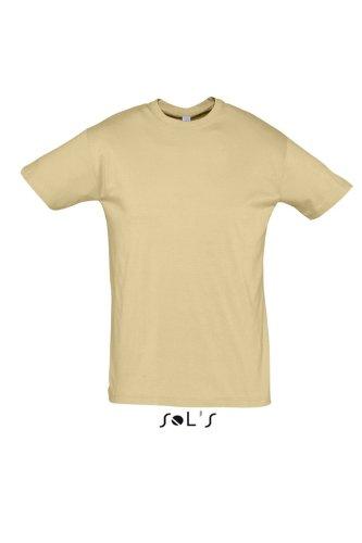 SOL´S Regent T-Shirt 150, Größe:XXL, Farbe:Sand