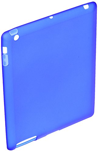 Eagle Cell Transparent Hexagonal TPU Case for iPad 3 (SCT...