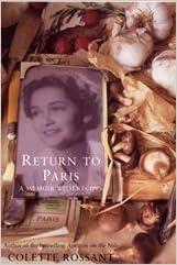 Book Return to Paris: A Memoir with Recipes