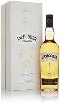 Inchgower 27 Whisky escocés puro de malta de Speyside Edición especial 2018 - 700 ml
