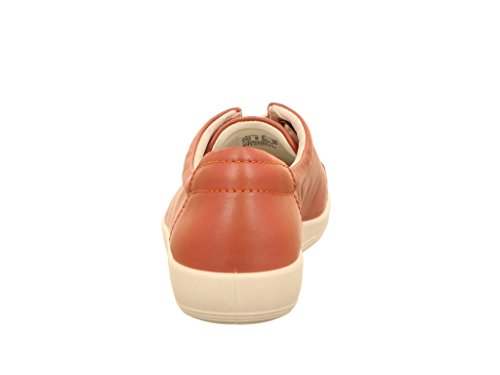 Ecco Soft 2.0, Baskets Femme Rot (Tandori Spice 1329)