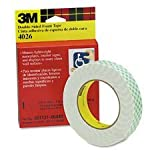 3M - Foam Mounting Double-Sided Tape, 1 Wide x 216 Long