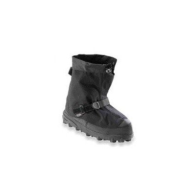 """Norcross Neos Voyager Overshoe - Norcross Neos ® 2X 11"""" Black STABILicer ® Voyager TM Overshoe With Duraflex Quick Release Buckle And 32 Replaceable Spikes - VNS1-2X"""