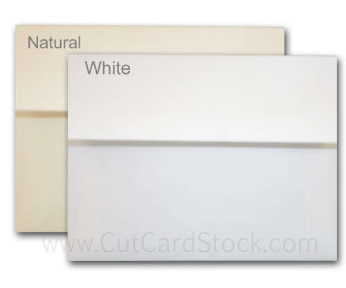 - Cougar Natural A6 Envelopes - 50 Pk