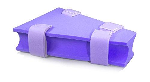(MediChoice Foam Abduction Pillow, Contoured, Disposable, Single Use, Large, Purple, 1314P40410 (Each of 1))