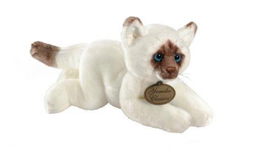 Russ Berrie  Yomiko Siamese Cat - Russ Plush Classics Yomiko