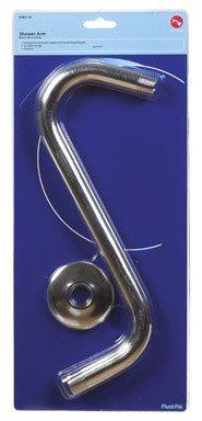 Plumb Pak Shower Arm/Flange 1/2'' Mip 5-1/2'' Chrome