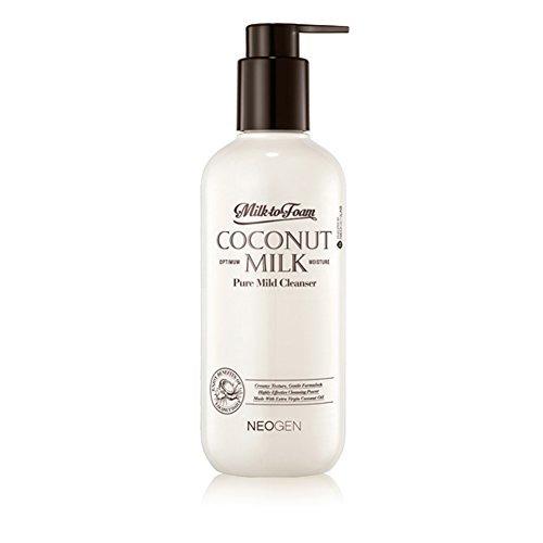 NEOGEN COCONUT MILK PURE MILD CLEANSER 300ml / 9.9 FL.OZ.