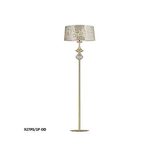 LAMPARA DE PIE CARMEN NACAR 1 LUZ: Amazon.es: Iluminación