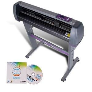 USCutter 28-inch Vinyl Cutter Plotter with Stand and with Sure Cuts A Lot Pro Design & Cut Software (New Vinyl Cutter)