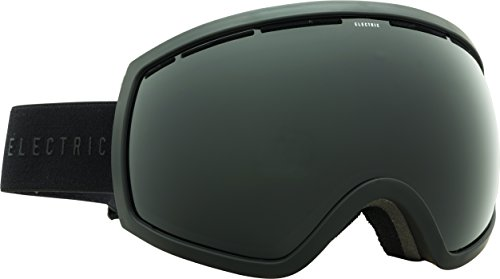 Electric Visual EG2 Matte Black Jet Black Snow Goggle