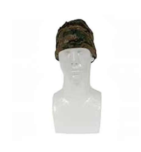 Spec-Ops Brand Recon-Wrap Multi-Season, Multi-Mode Head Gear (Woodland Digital) by Spec.-Ops. Brand