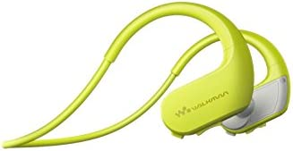 Sony NW-WS413 Waterproof All-in-One MP3 Player 4 GB Lime Green