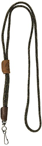 Mendota Pet Single Lanyard Whistle, 1/8 by 25-Inch, Camo -