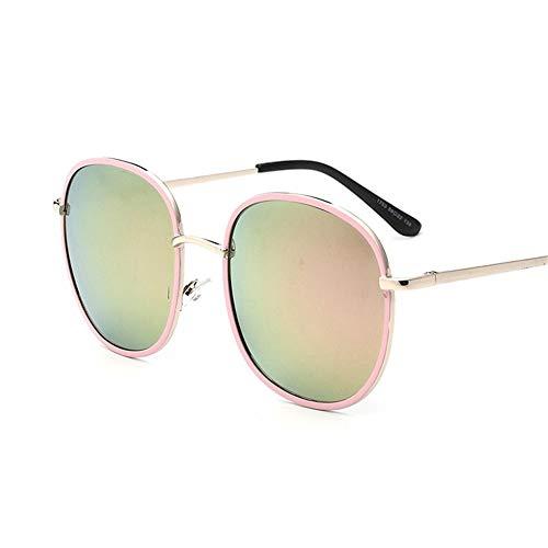 de NIFG sol unisex redondas de de personalidad Gafas gafas sol qPPw1HI