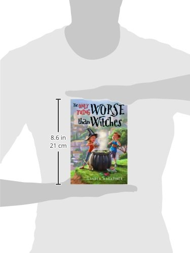 The Only Thing Worse Than Witches by Dial Books (Image #1)