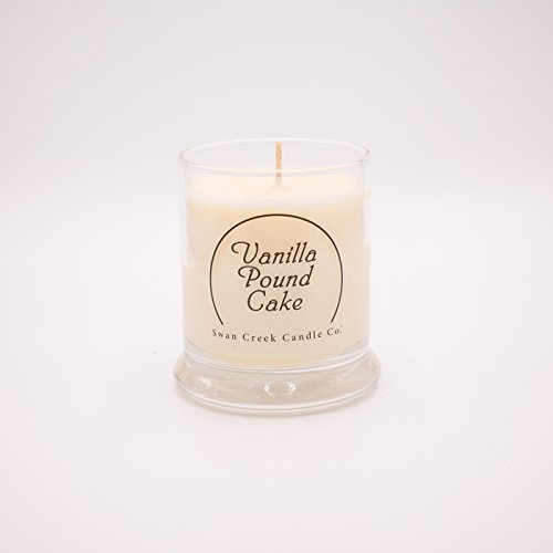 Contemporary Cake - Vanilla Pound Cake Clean & Contemporary 9 oz. Jar Swan Creek Candle