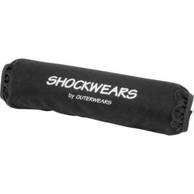Outerwears Shockwears Shock Cover - Rear/Black 30-1547-01