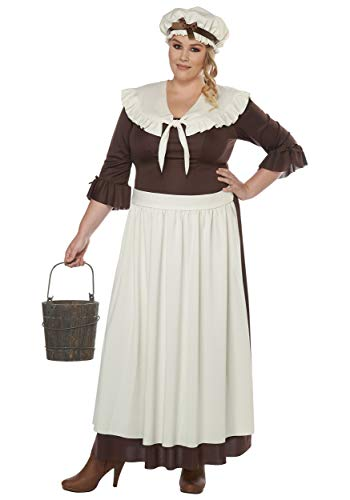 Top 10 recommendation colonial woman costume plus size 2019
