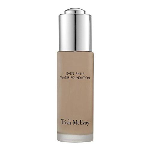 Trish McEvoy Even Skin Water Foundation In Tan 2 - トリッシュマクエボイ日焼け2でさえ、皮膚の水基盤 [並行輸入品] B072HH6P2R