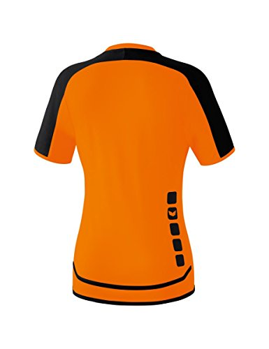Camiseta de fútbol erima Zenari 2 Trikot orange 0 noir 4qwqIXFx7