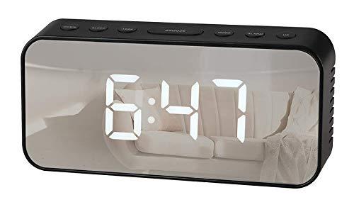 RCA Digital Alarm Clock with Large 1.4 Display