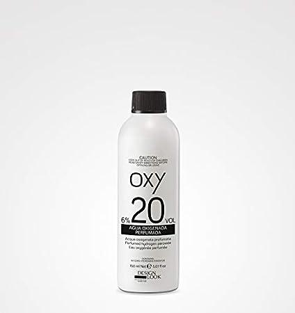 Design Look Agua Oxigenada 20 Vol 150 mL - Emulsión oxidante