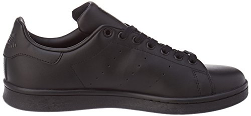 Mode Adulte Adidas schwarz Stan Smith Noir Mixte Baskets tqTpTrwO