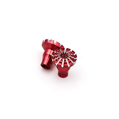 FrSky Vantac Transmitter Stick Cap M2.5 2.5mm CNC Aluminum Gimbal Stick Ends for Taranis X-Lite