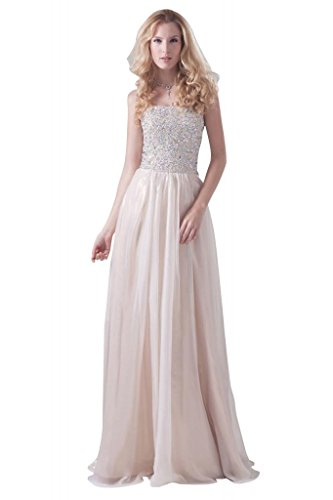 traegerloses Perle ROSA Wunderschoene Perlen BRIDE Abendkleid Mieder GEORGE Schnuerung q71TvCxw