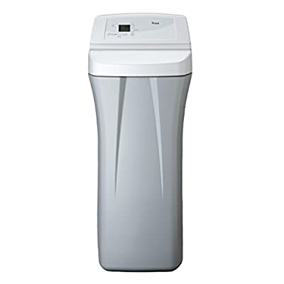 Whirlpool WHES30 30, 000 Grain Water Softener - Built in USA - Salt Saving Technology - NSF Certified