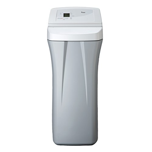 Water Softeners (Whirlpool WHES30 30,000 Grain Water Softener - Built in USA - Salt Saving Technology - NSF Certified)