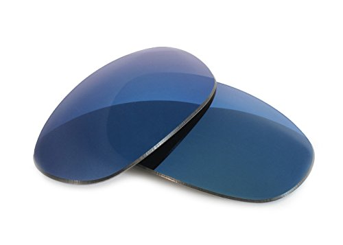 Fuse Lenses for Ray-Ban RB4046 - Midnight Blue Mirror Tint by Fuse Lenses