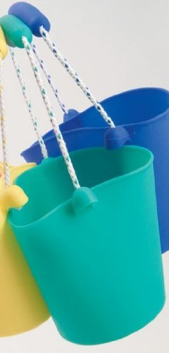 Scrunch Bucket - Colors vary