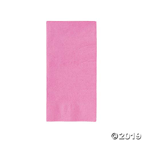 - Candy Pink Dinner Napkins - Professional Party Decoration 13804702B402