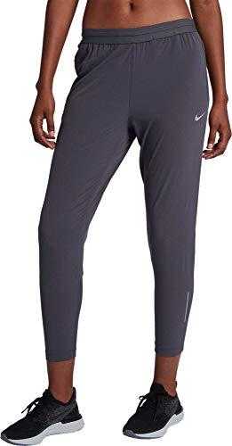NIKE Women's Essential 7/8 Running Pants (Gridiron, Large) ()