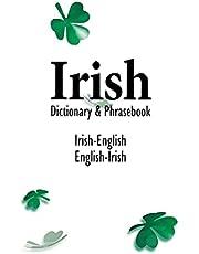 Irish-English English-Irish Dictionary & Phrasebook