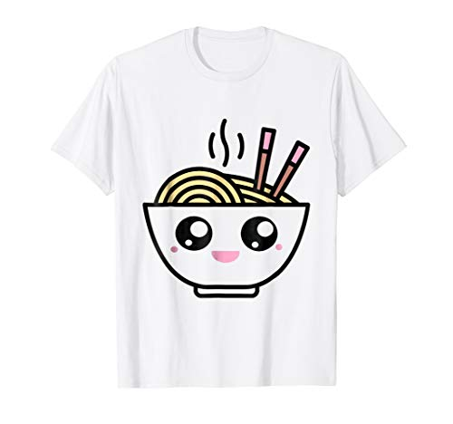 Happy Soba T-Shirt - Cute Noodle Shirt - Hipster Baby Gifts