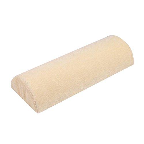 [해외]Perfk 코 튼 반달 볼 스타 메모리 폼 レッグピロ? 쾌적 환기 기준 3 가지 선택할 수 있는-#1 / PERFK Cotton half-moon bolster memory foam Regg pillow Comfortable breathable all three types-#1