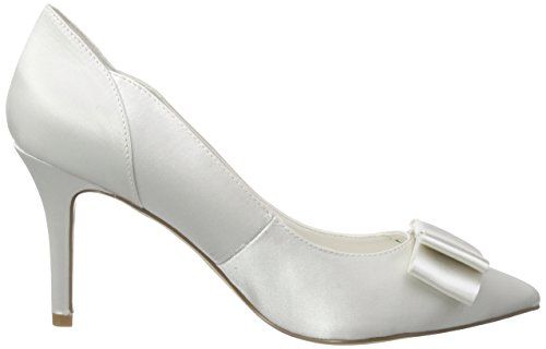 Women's Closed Wedding Ivory Pumps Ivory Natalia Menbur StEwqSF