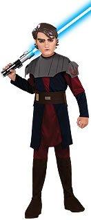 [Anakin Skywalker Costume - Large] (Young Anakin Costume)