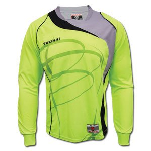Vizari Youth Catalina Goalkeeper Jersey B007SYBSWUYellow/Silver Youth Small