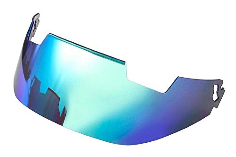 分析する散らすいいねアライ (ARAI) プロシェードサンバイザーミラー VAS-V用 スモーク/レッド 011075