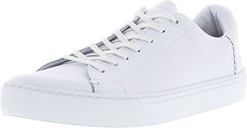 Sneaker In Pelle Di Tomo Mens Lenox In Pelle Alta Moda
