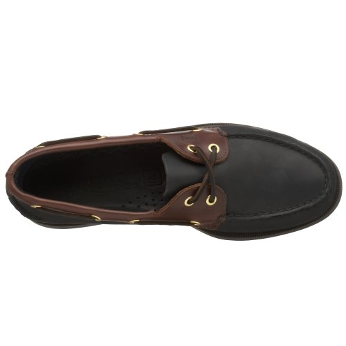 A Sperry W 2 Amaretto Uomo 13 Nero O Boat Sider Eye Shoe US Top 1qU1wZrg