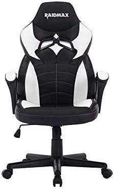 Drakon DK240 PU Leather Ergonomic Swivel Executive Gaming Racing Office Computer Desk Chair